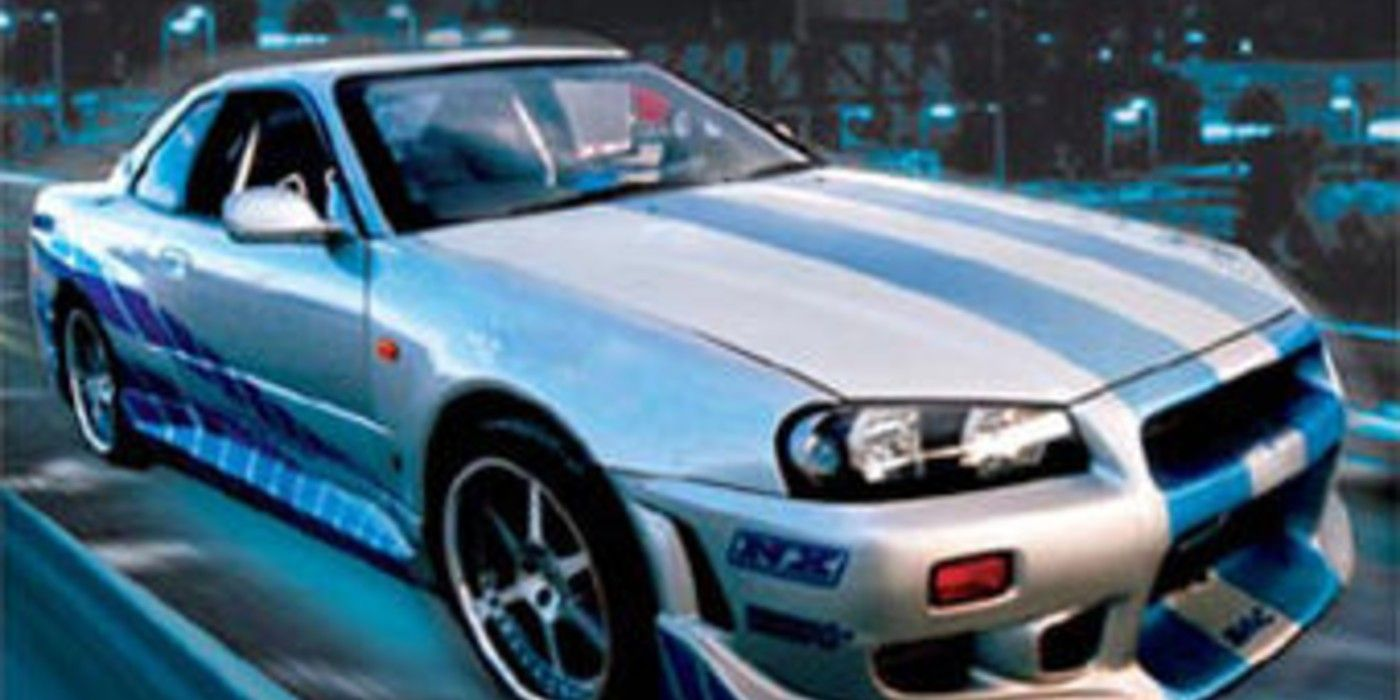 Fast And The Furious: 10 Things You Didn't Know About The Video Games
