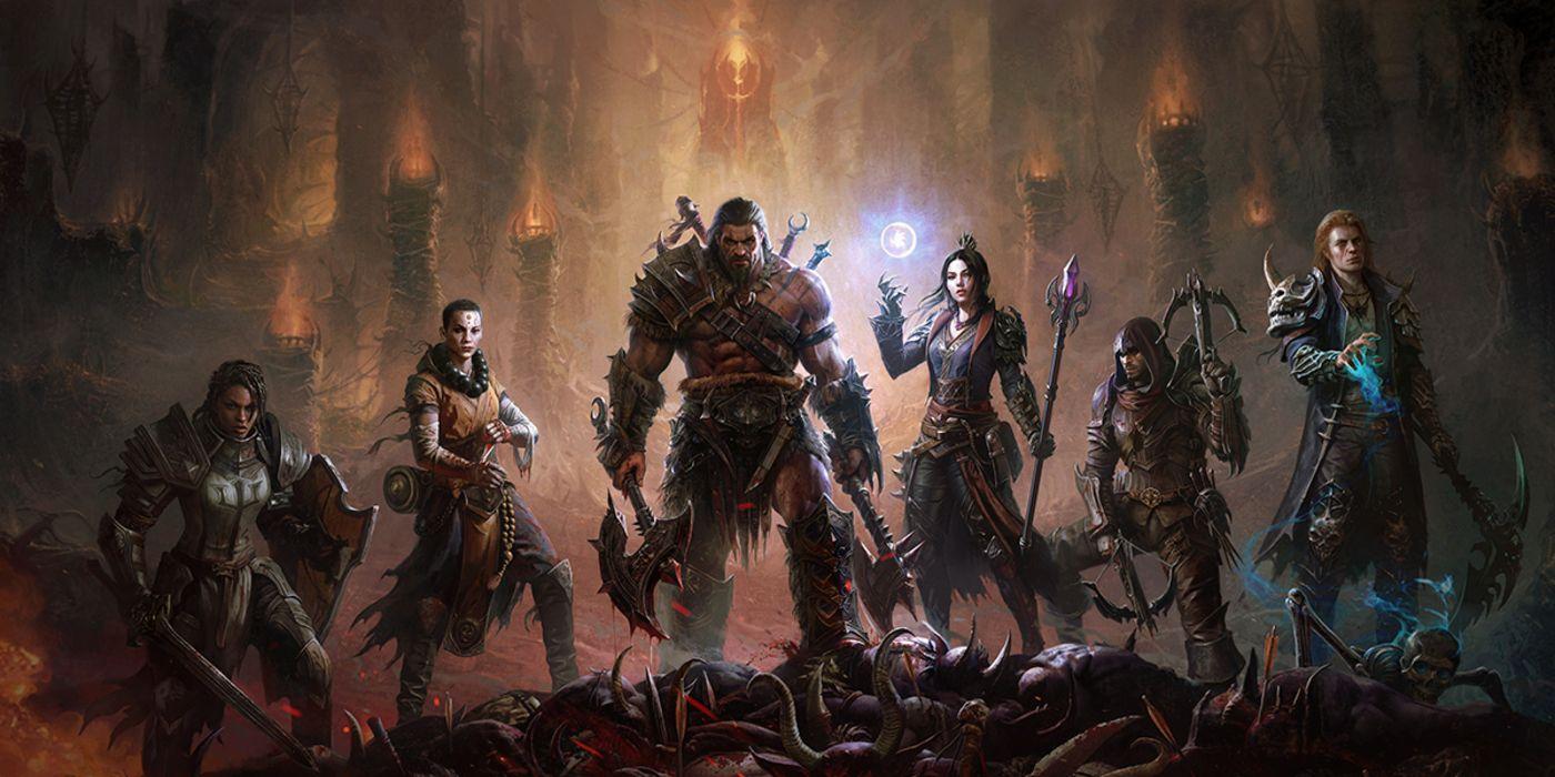 Diablo Immortal está a caminho de ser lançado em 2021 1