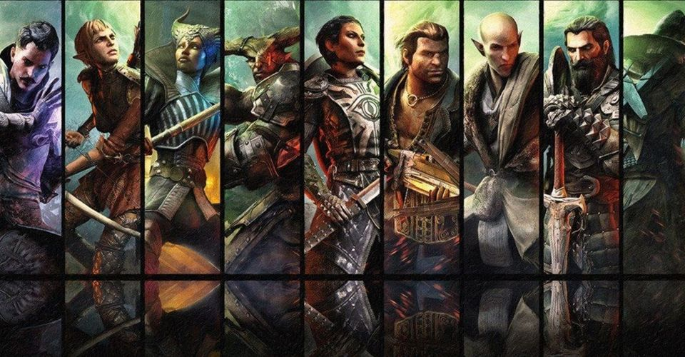 Every Companion In Dragon Age Inquisition Ranked Screenrant