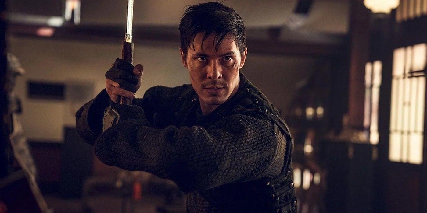 Lewis Tan Reacts To Mortal Kombat Trailer Record-Breaking News