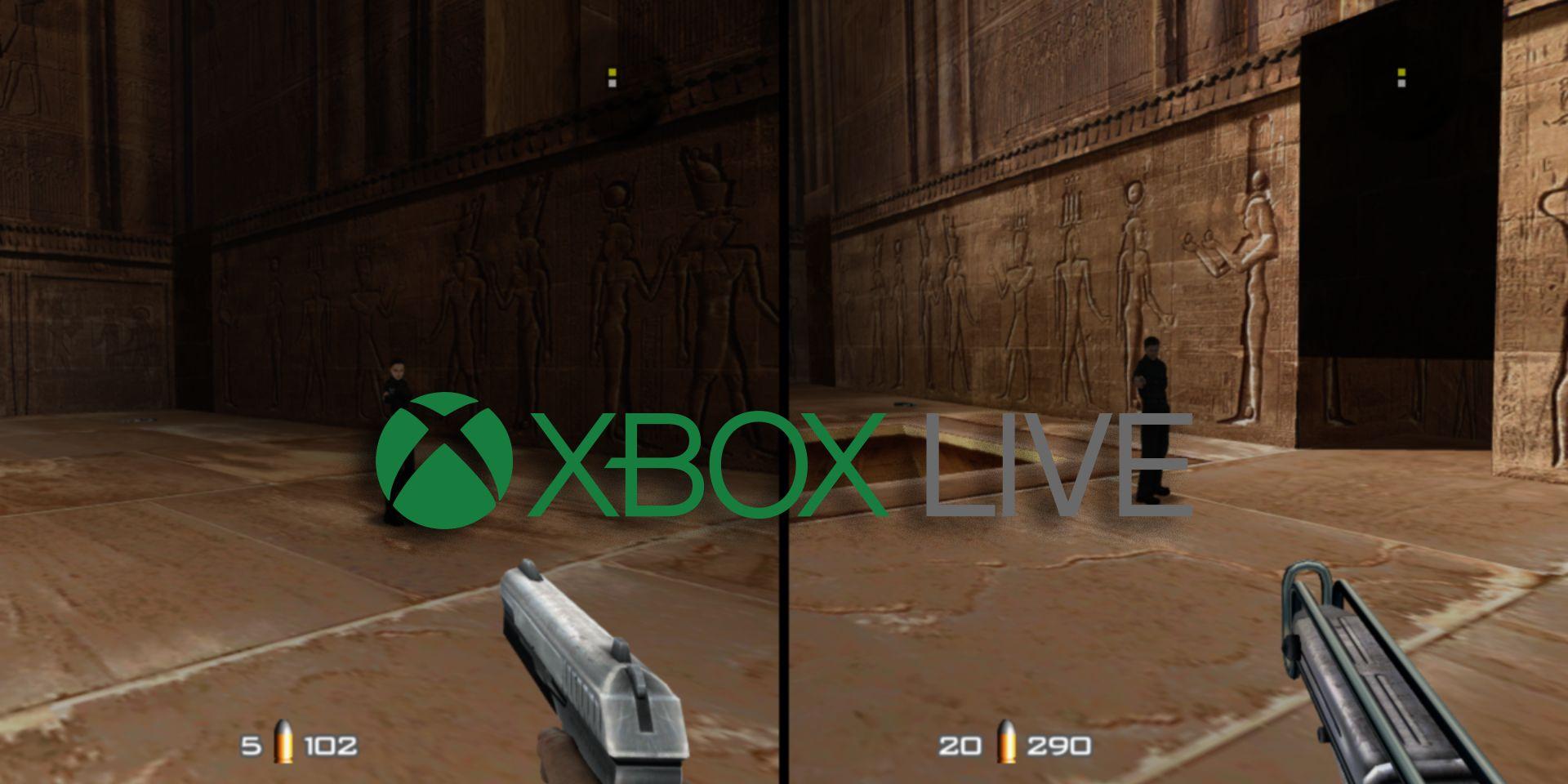 Goldeneye Xbla Remaster Was Planned To Have Online Multiplayer
