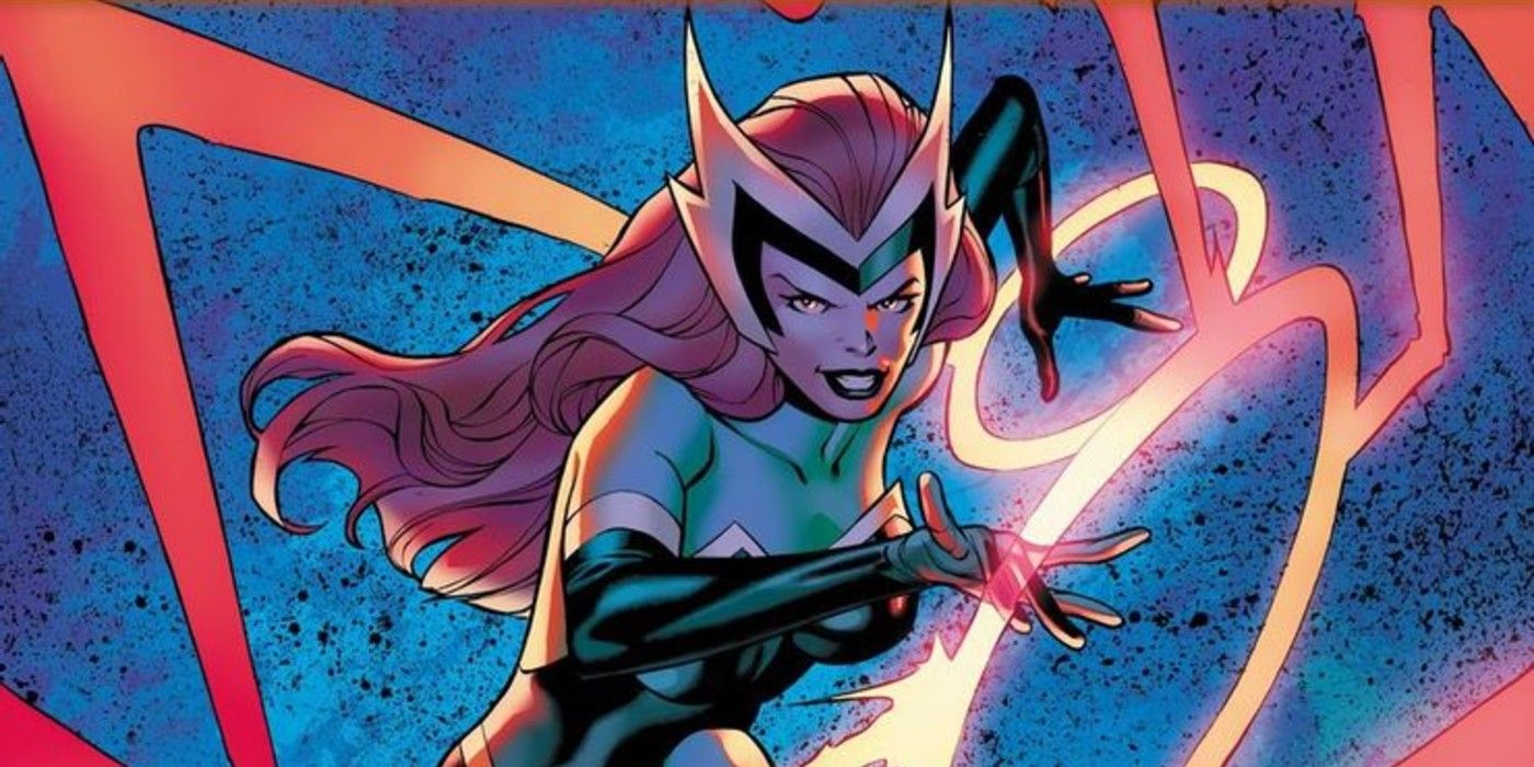 Marvel's Speedster Supreme is the Silver Witch   Screen Rant ...