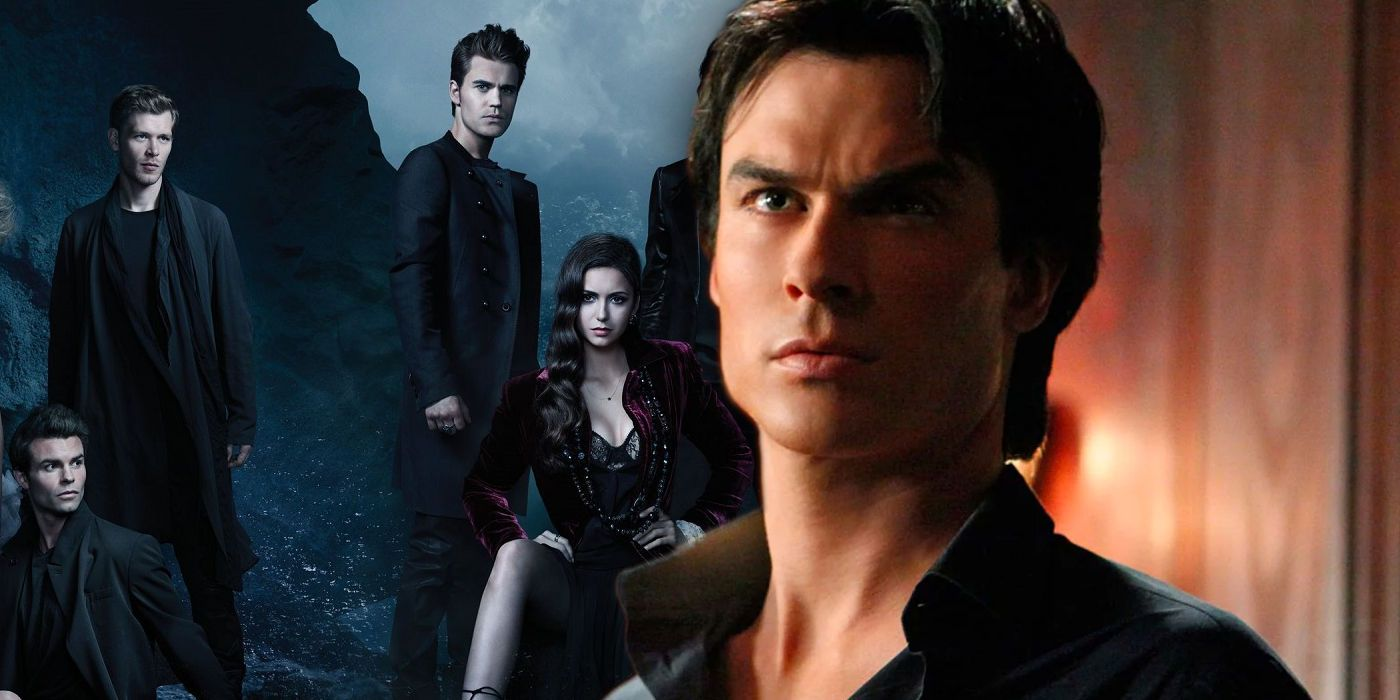 Ian Somerhalder Is Right, Vampire Diaries Season 9 Is A Bad Idea