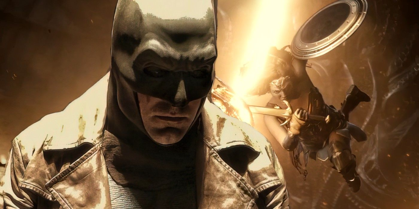 Zack Snyder Reveals Justice League's First Two Chapter Titles