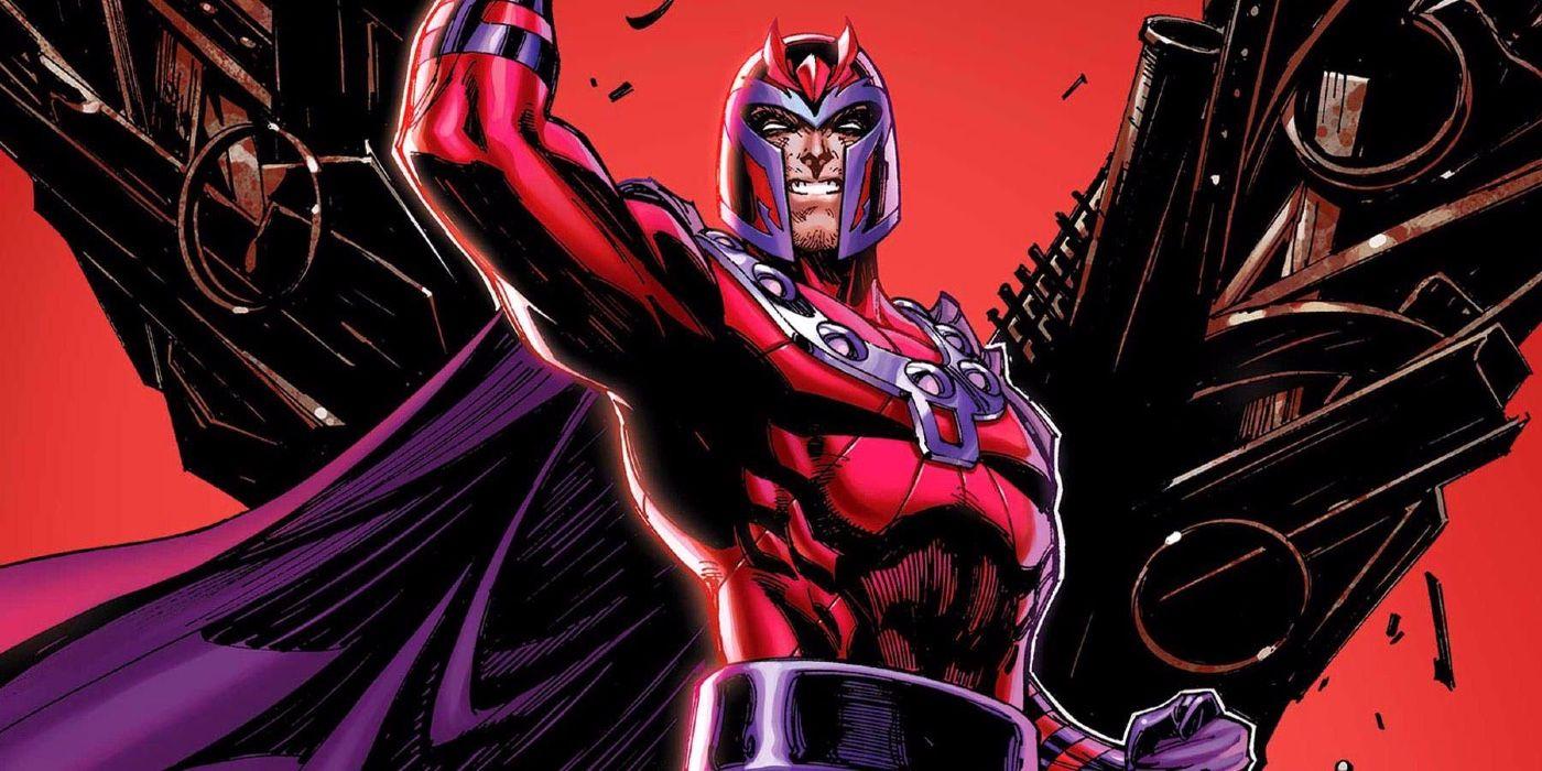 Magneto Most Evil Marvel Heroes
