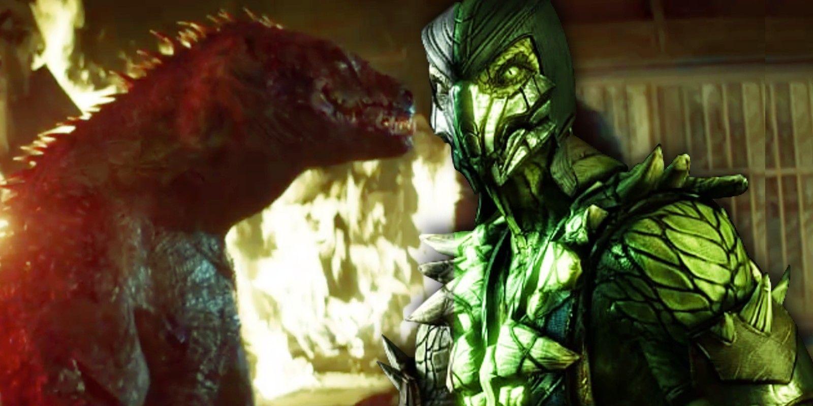 Mortal Kombat's Secret Trailer Character Theory: Is It Reptile?
