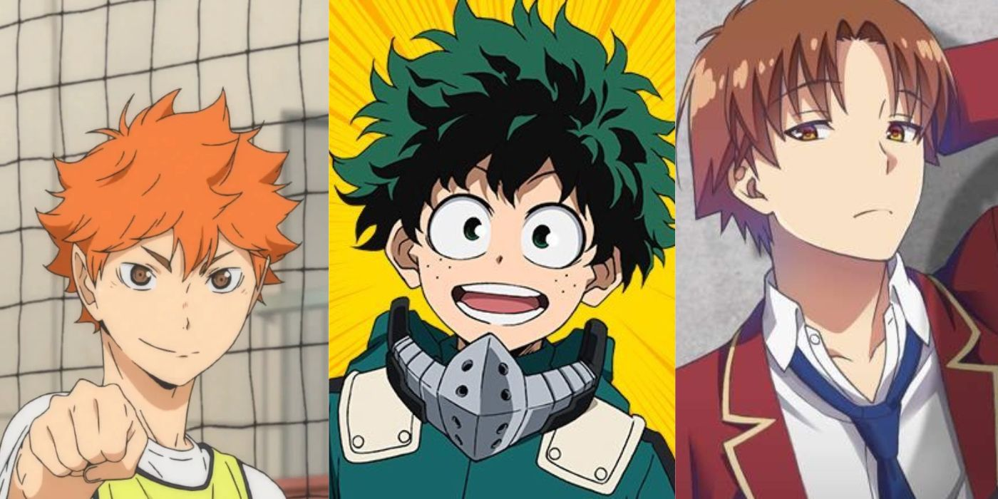 10 Anime To Stream On Netflix If You Re A Fan Of My Hero Academia