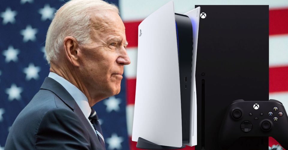 PS5 and Xbox Series X Semiconductor Shortage Investigated By Biden Admin