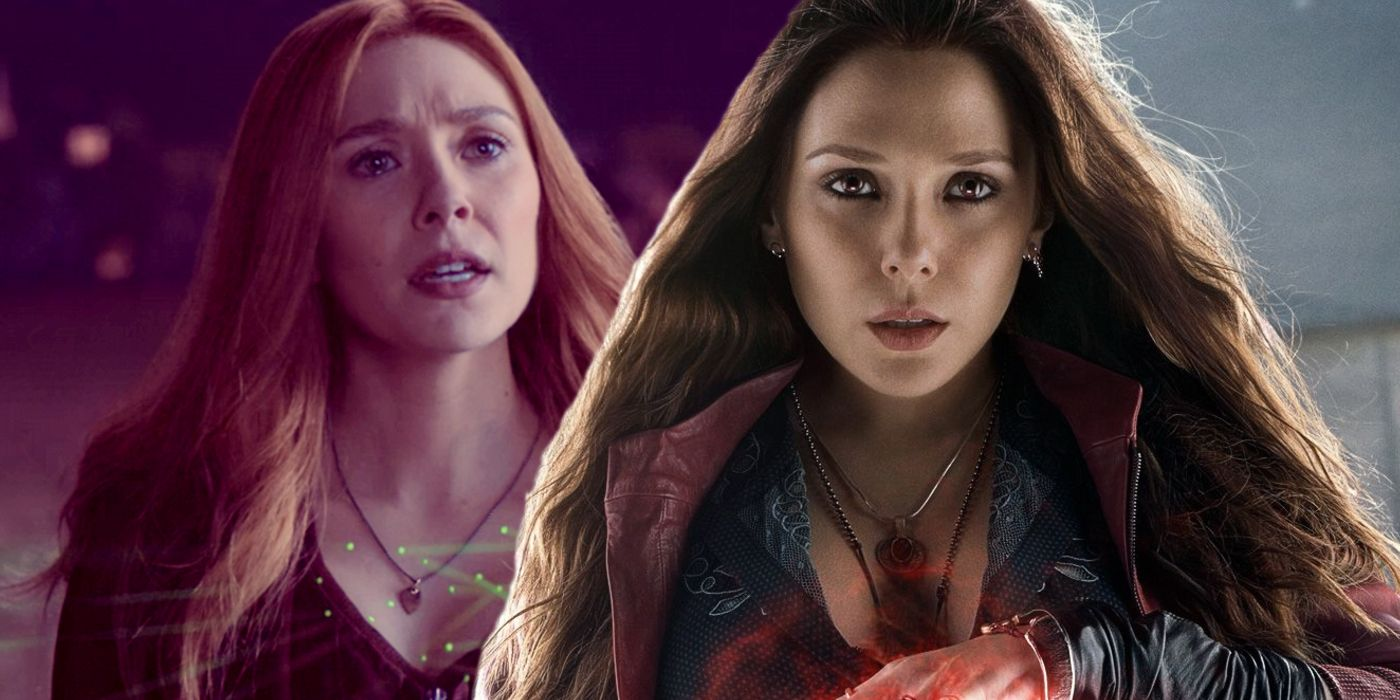 WandaVision: Why Scarlet Witch's Original Accent Comes Back