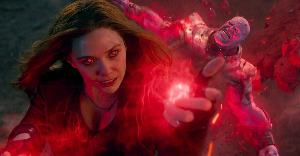 The MCU Confirms Scarlet Witch Could Have Beaten Thanos Herself