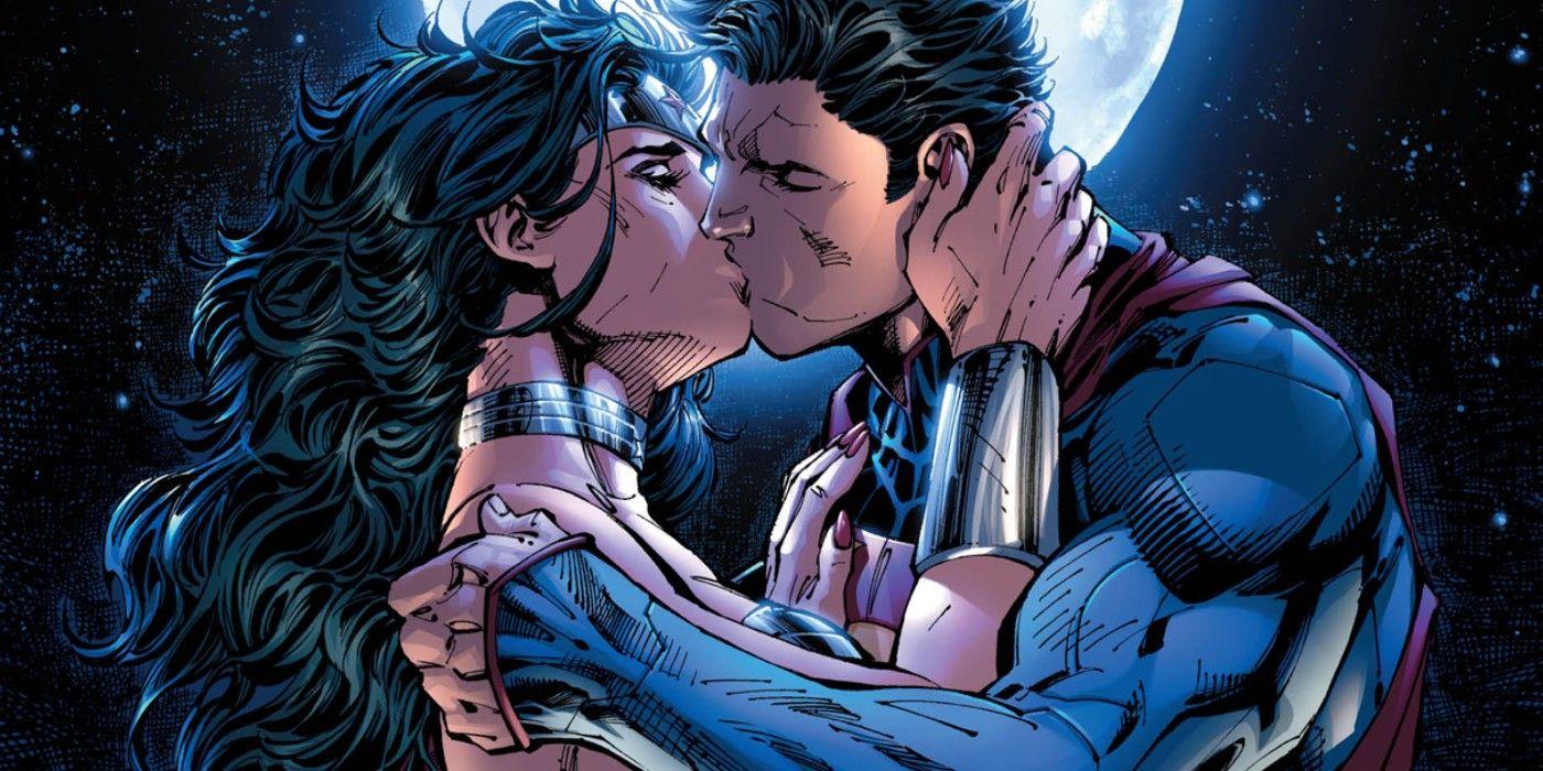 Woman & superman wonder Wonder Woman