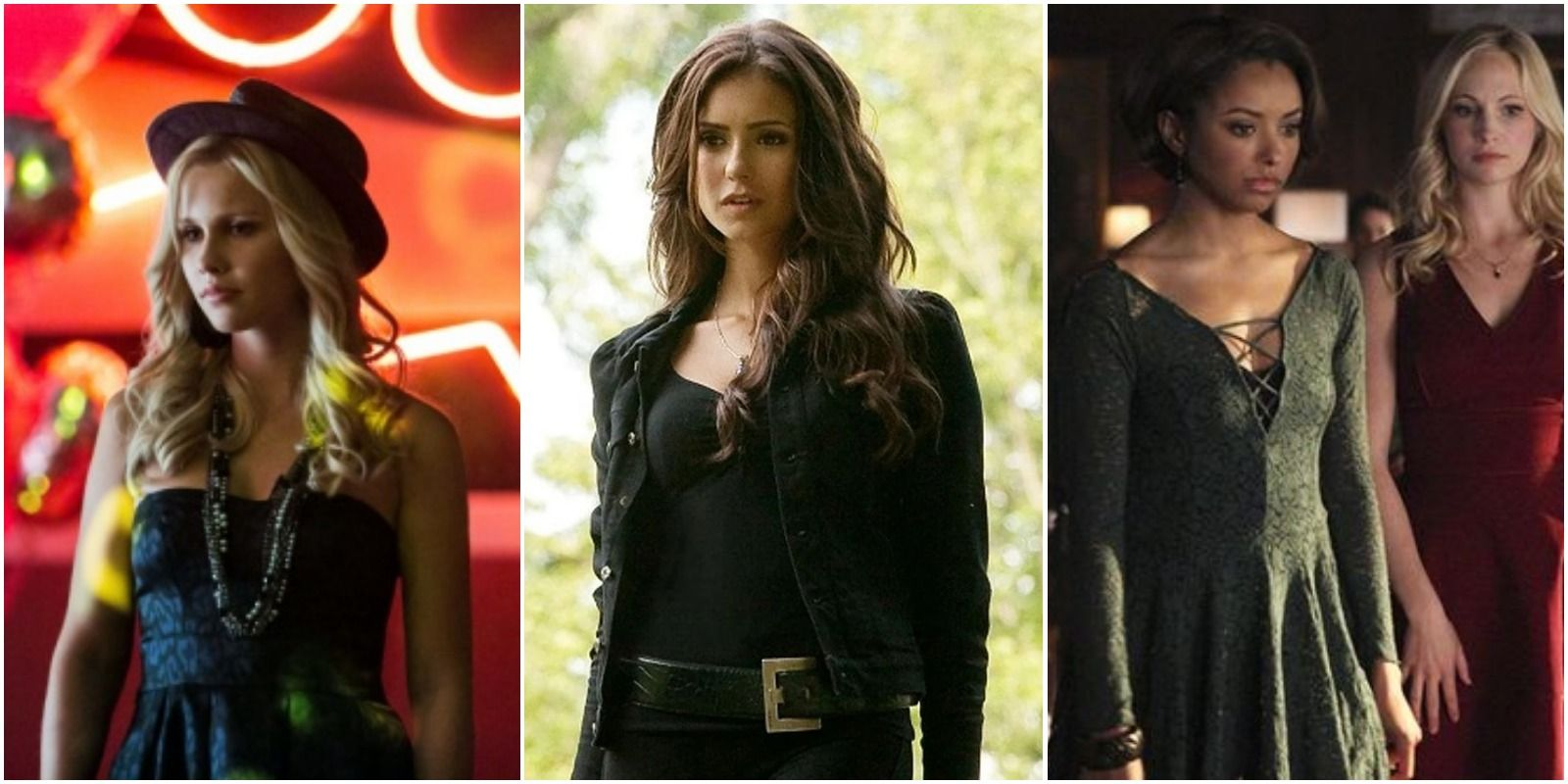 The Vampire Diaries: The Characters' 10 Most Impractical ...