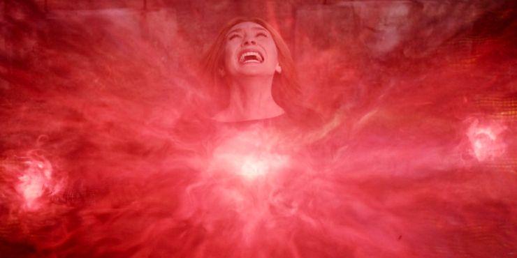 Scarlet Witch: Wanda's MCU Superhero Name Explained | Screen Rant