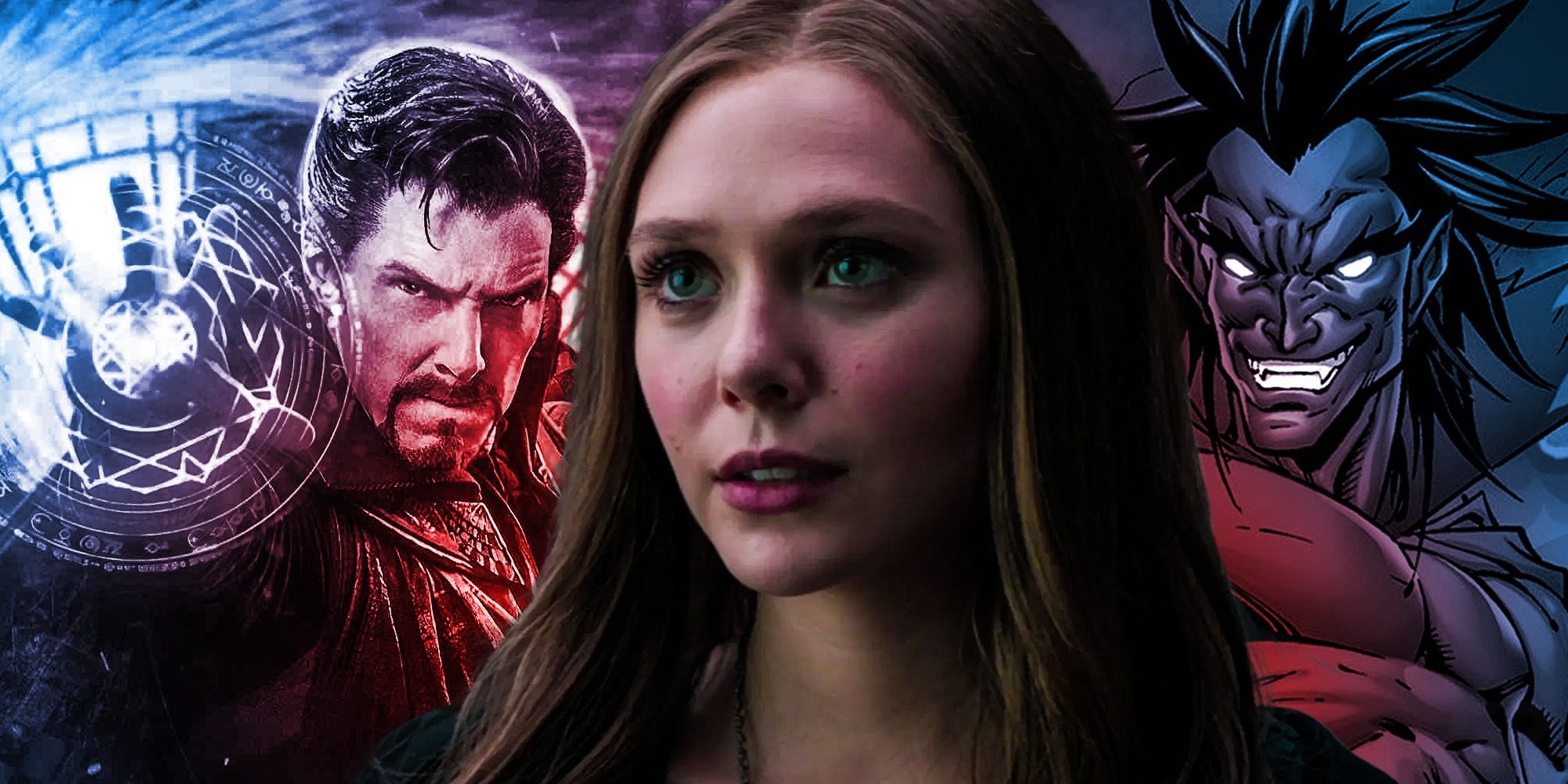 MCU Theory: Doctor Strange 2 & WandaVision's Real Villain (Not Mephisto)