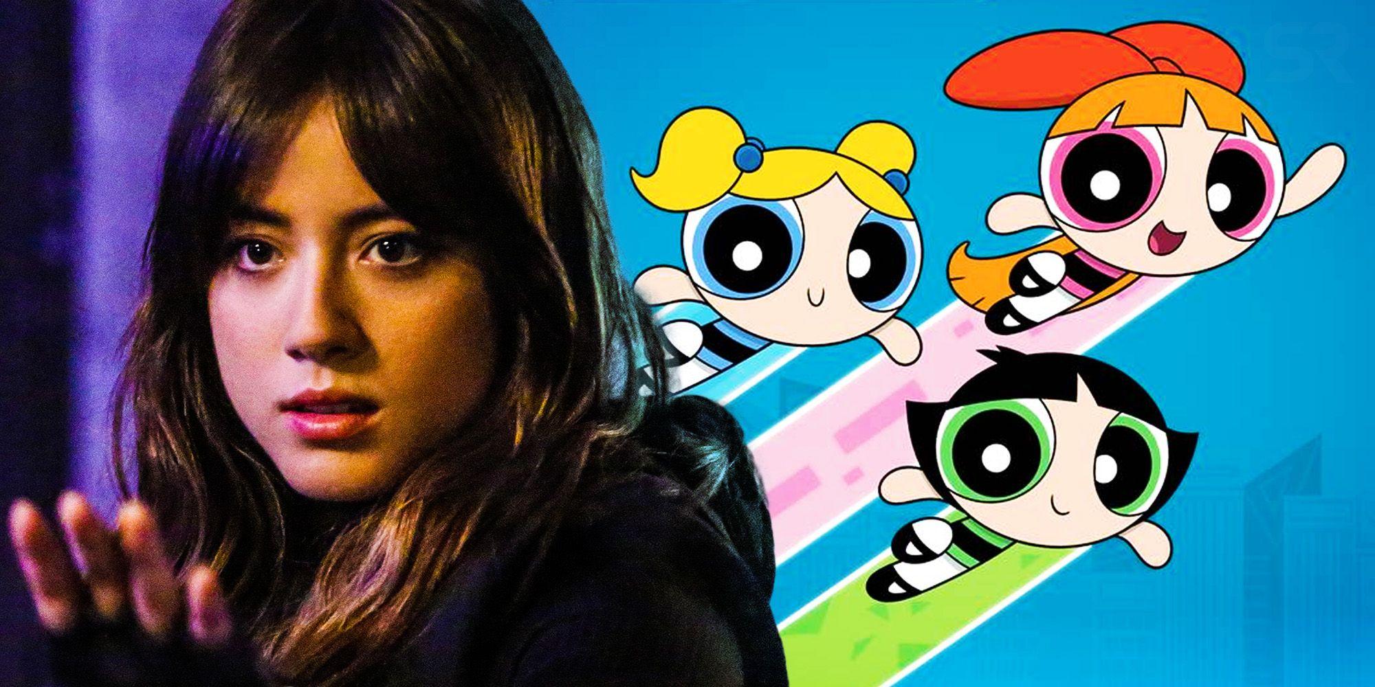 Chloe Bennet Leaves Powerpuff Girls Live Action Reboot