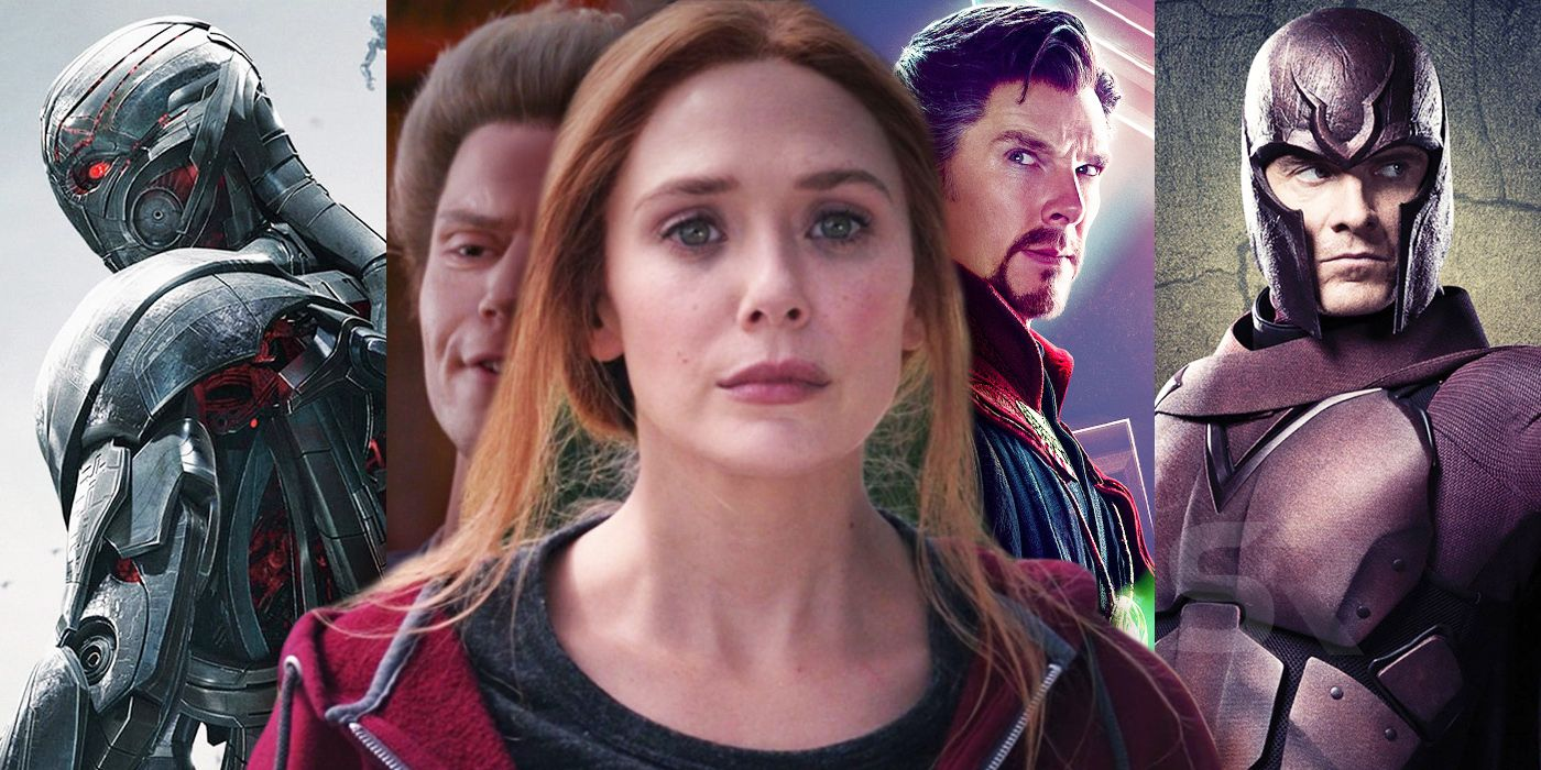 Every MCU Theory WandaVision Debunked | Screen Rant