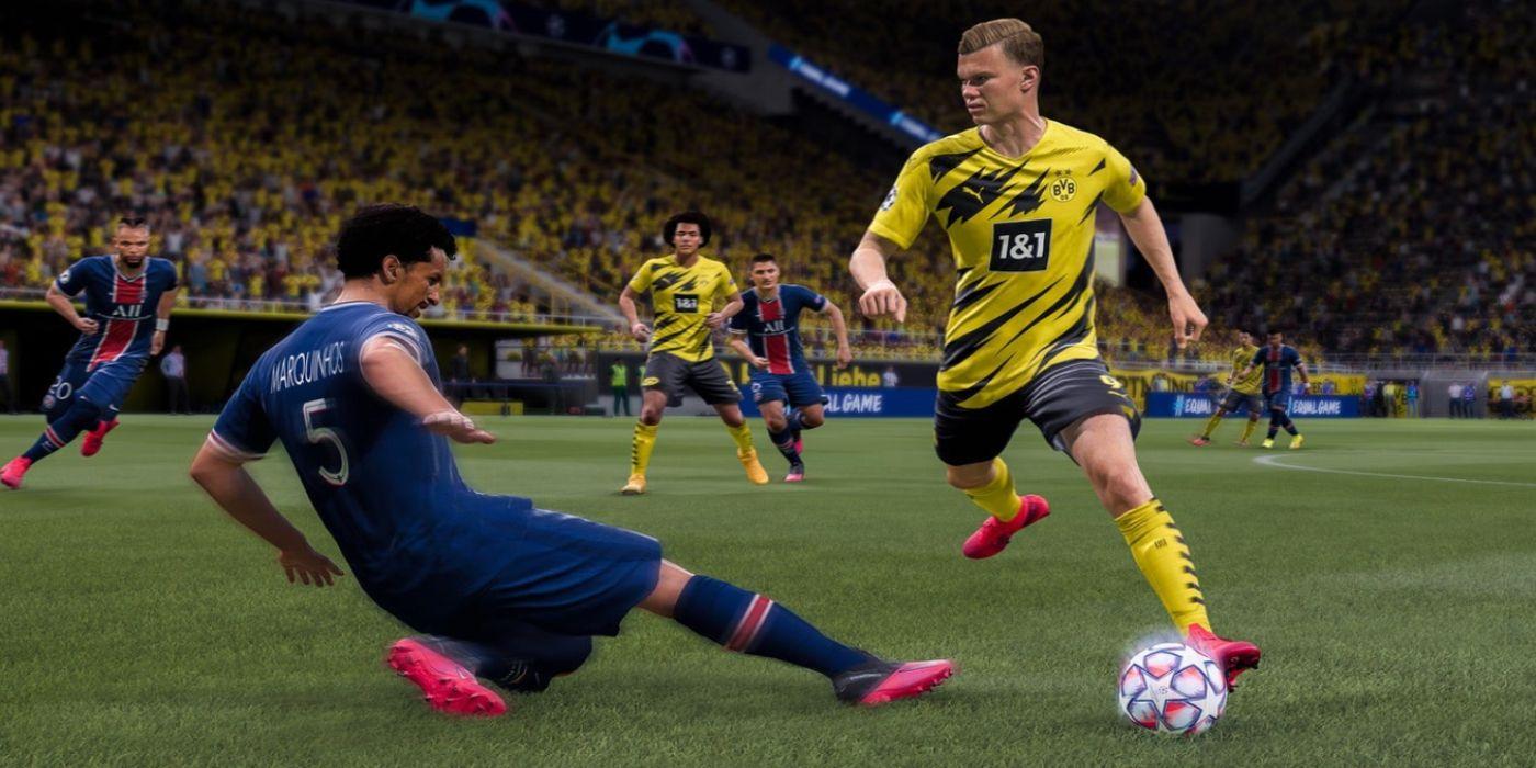 FIFA 21 Tournament Will Feature Ted Lasso Himself, Jason Sudeikis