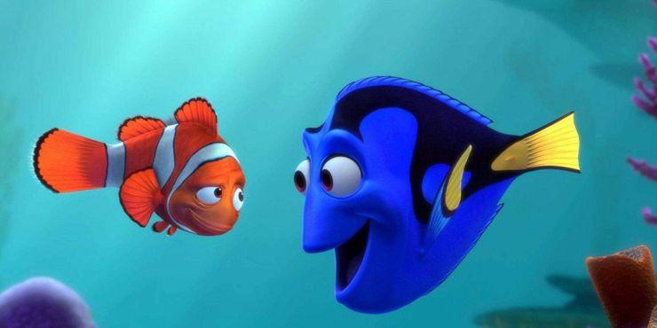 Pixar - Finding Nemo