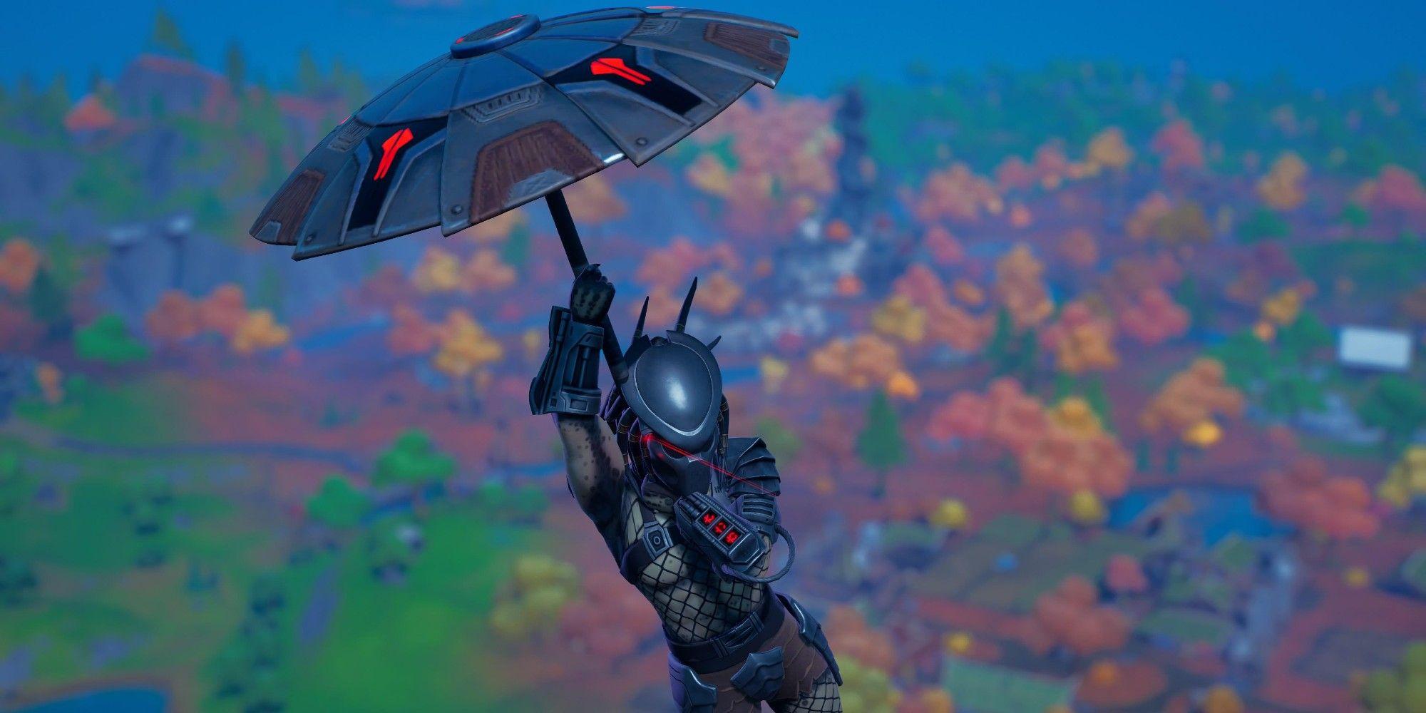 Fortnite Season 7 Umbrella - How To Unlock Free Escapist ...