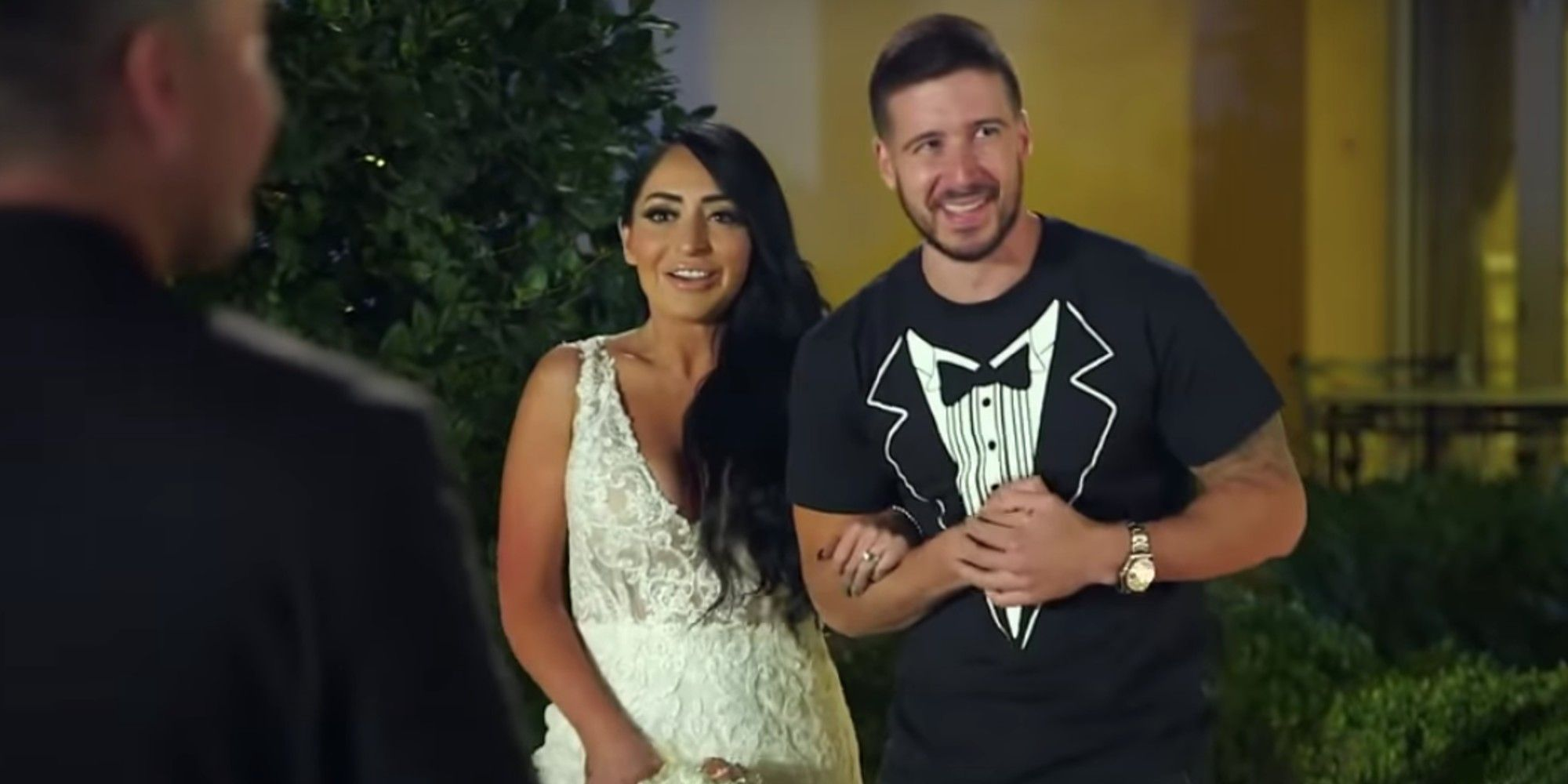 Jersey Shore: Vinny Said Angelina Being Single Would Be a 'Nightmare'