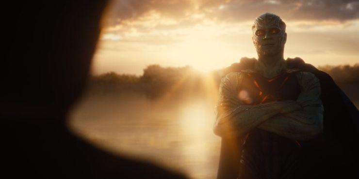 Caçador de Marte; Snyder Cut; Batman; Knightmare