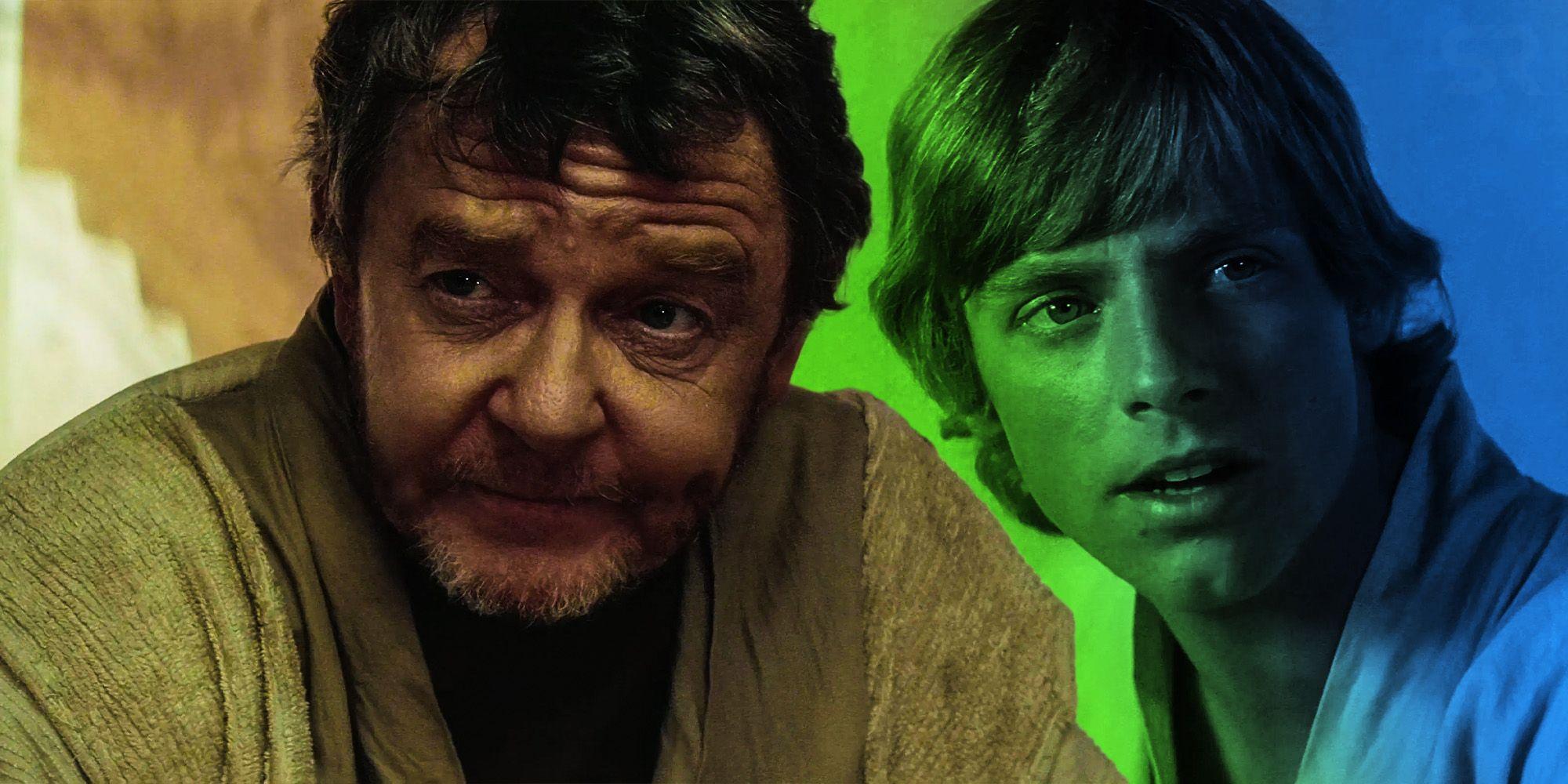 Star Wars: Why Luke Is Called Skywalker Despite Being Hidden