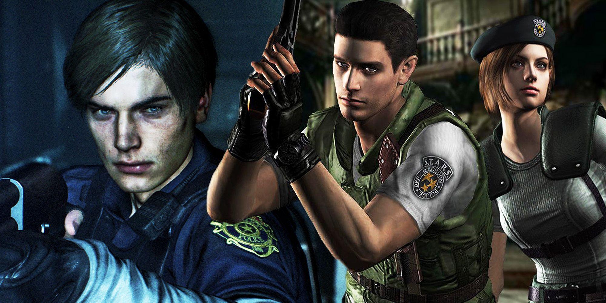 O maior obstáculo de Resident Evil Reboot é a adaptação dos dois primeiros jogos 1