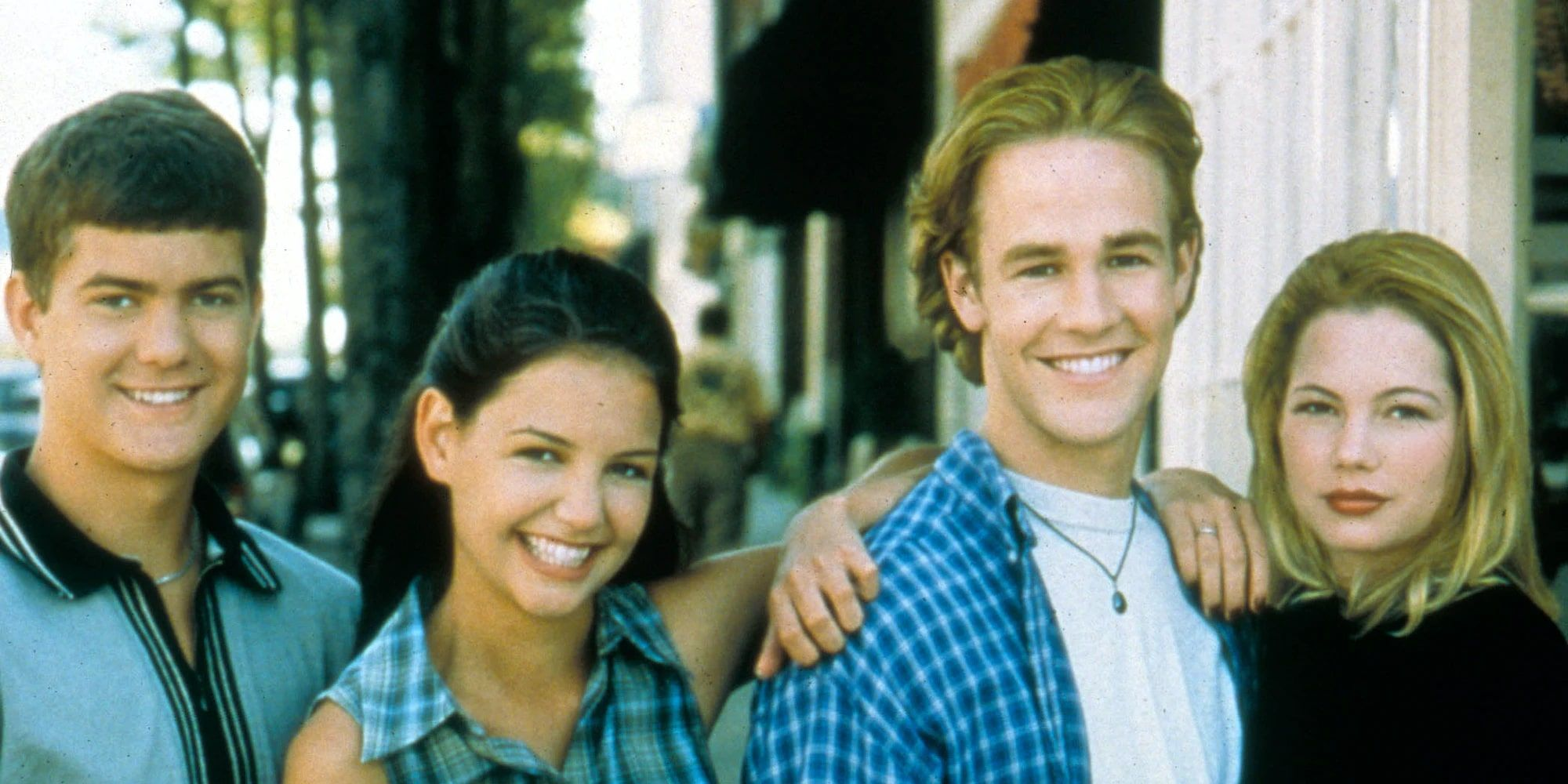 Dawson's Creek Actor Reveals Reboot Is A 'Strong Possibility'