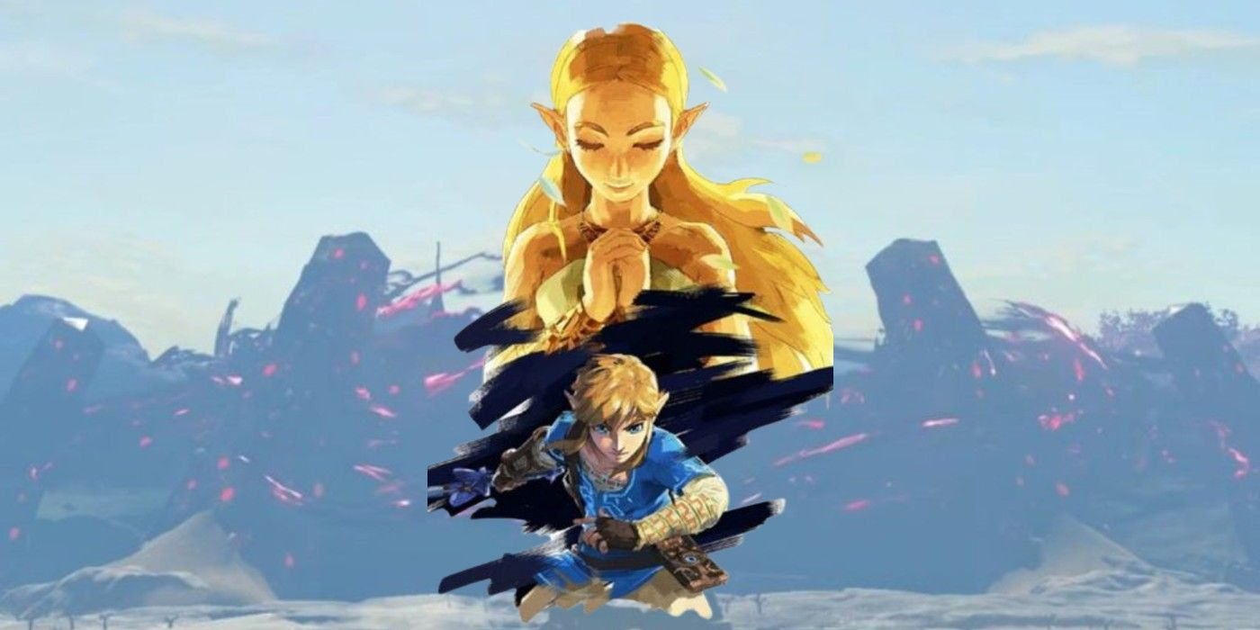 Breath Of The Wild Explains Why Link Never Talks Screen Rant