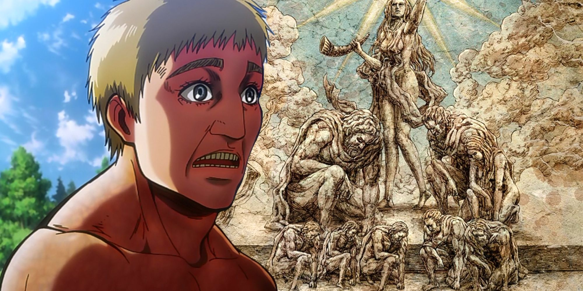 All 11 Titan Types In Attack On Titan Explained Screen Rant