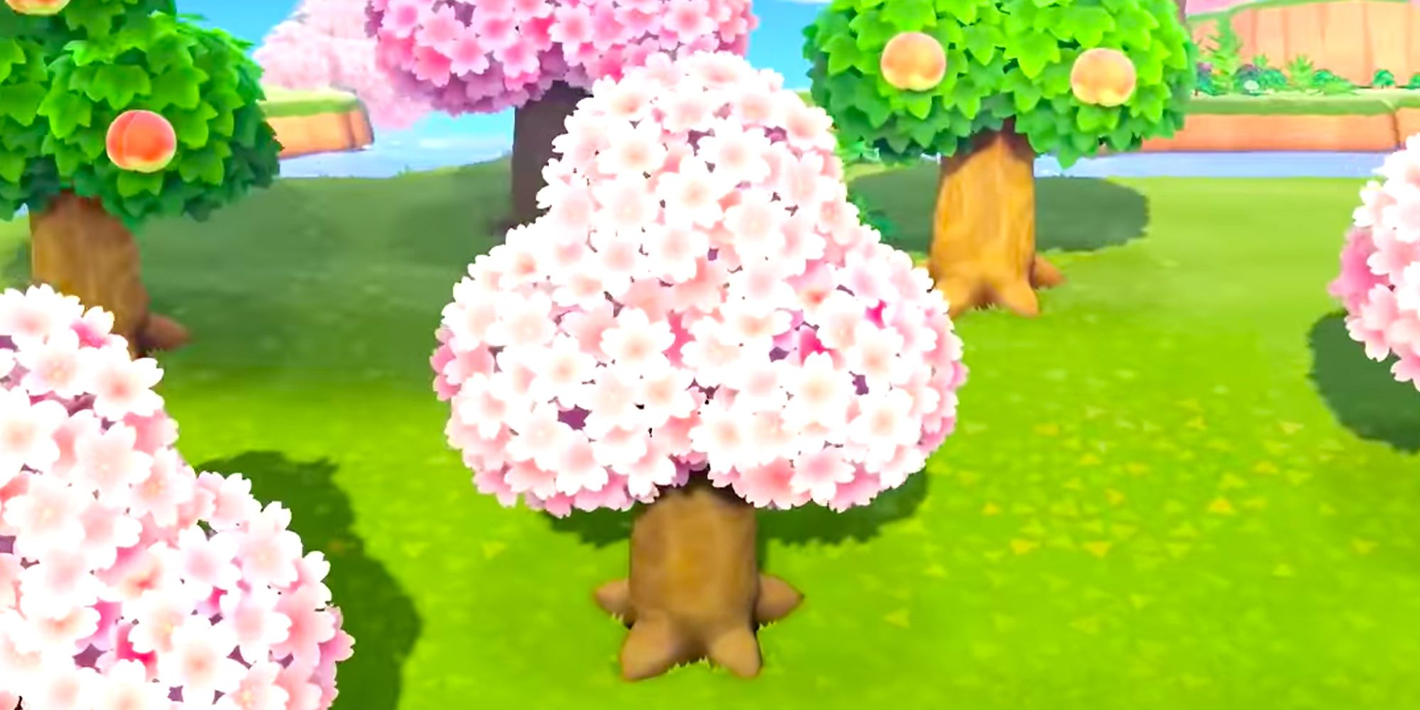 Animal Crossing Every Cherry Blossom Diy Recipe April 2021 Informone