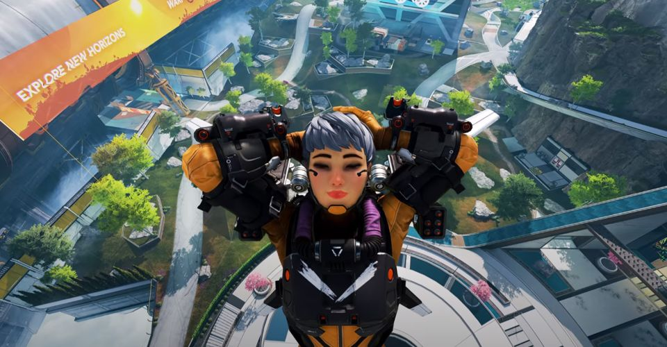 Apex Legends Arenas Mode Bow Revealed In Season 9 Gameplay Trailer