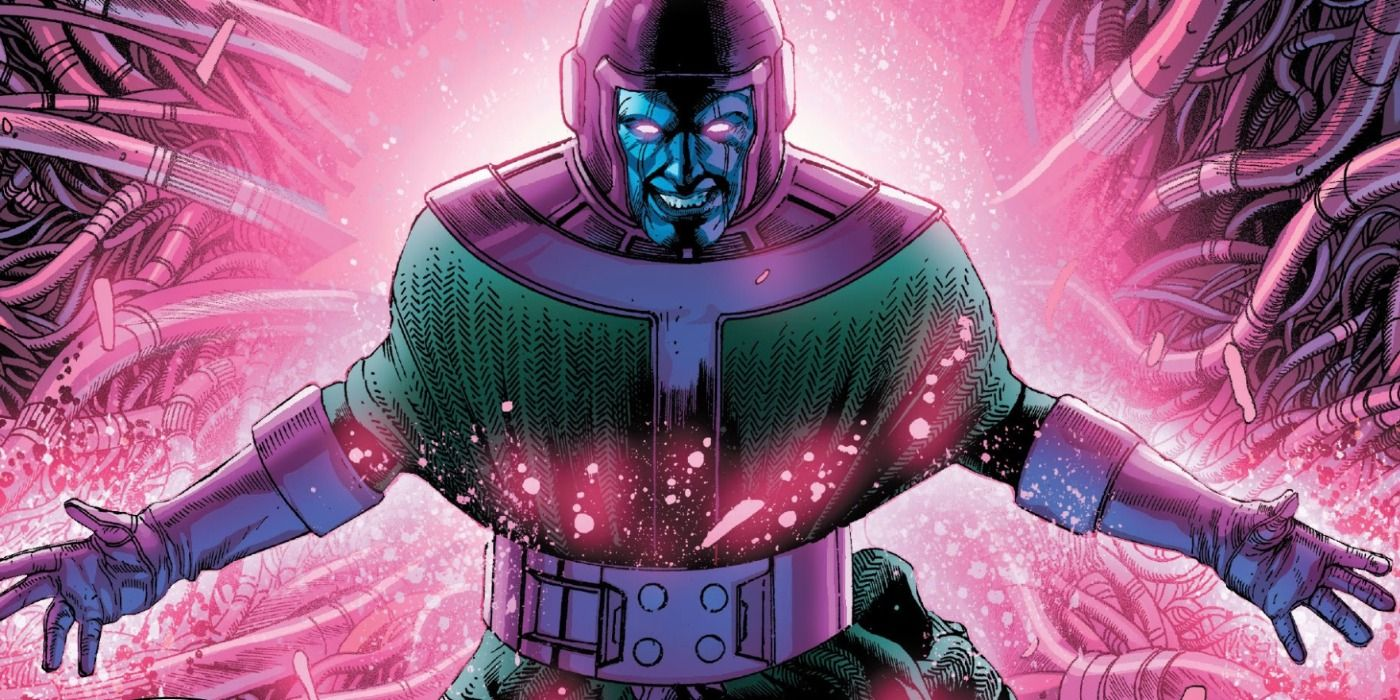 Kang the Conqueror is Officially Marvel's Most Over the Top Villain