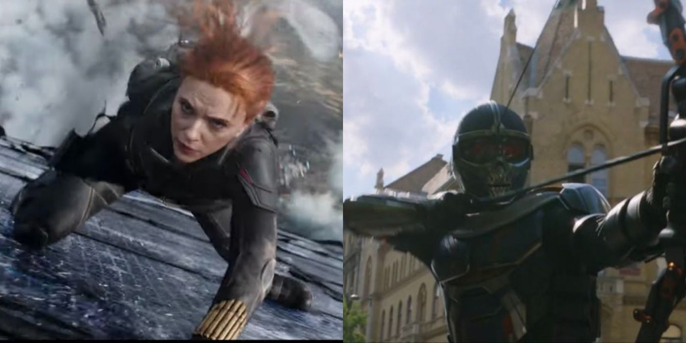 Black Widow: Why Fans On <b>Twitter</b> Are So Divided Over The Trailer thumbnail