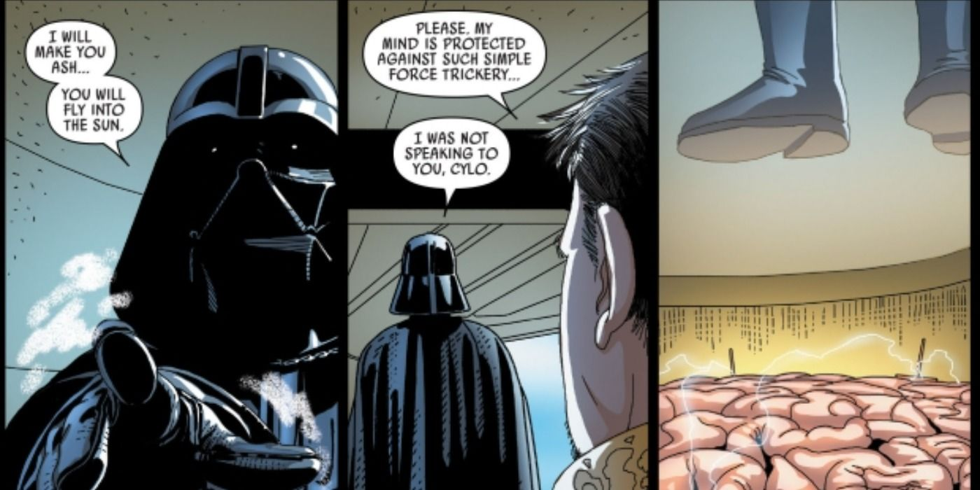 Star Wars: 10 Moments That Showed Just How OP Darth Vader's Force Skills Are