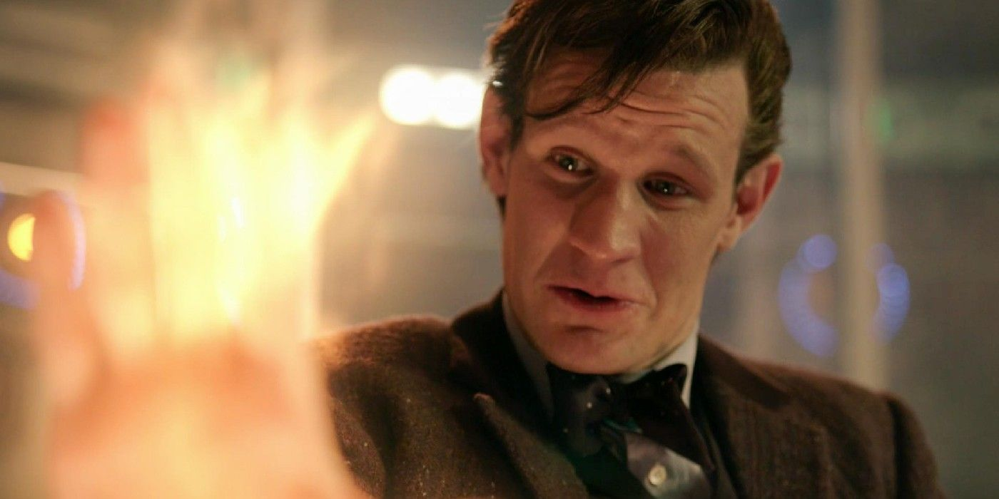Matt Smith Explains Why Doctor Who Changes Lead Actors Frequently
