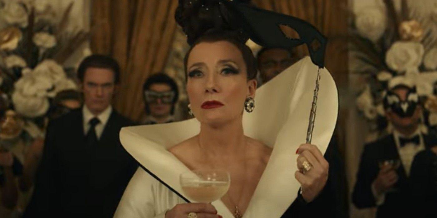 Cruella Trailer Focuses On Emma Thompson's New Disney Villain