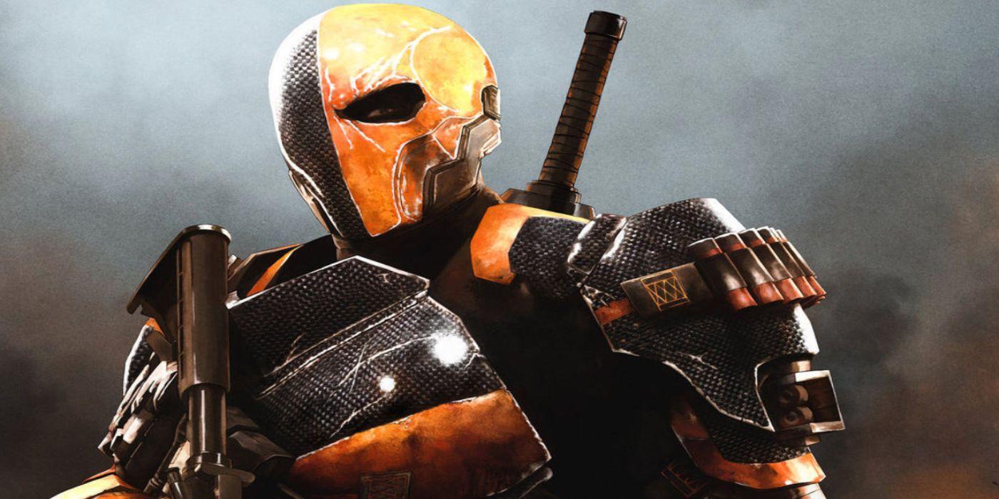 Fortnite Deathstroke Skin Leaked As Next In Batman Crossover Event
