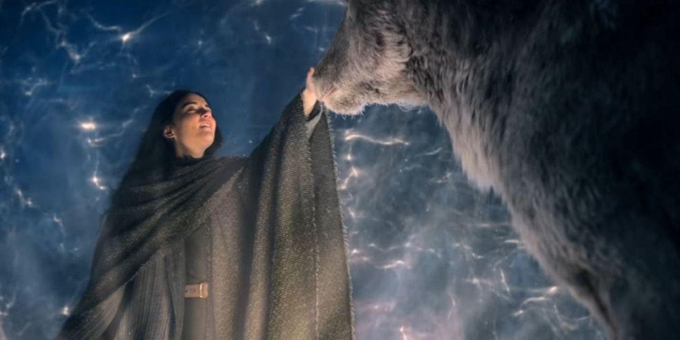 Por que Alina sonha com o cervo em Shadow & Bone 3