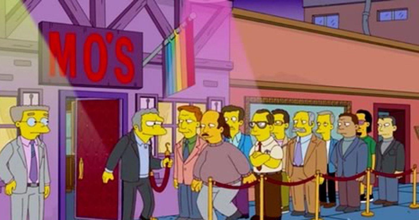 Os Simpsons: As 10 melhores reinvenções da taberna de Moe 7