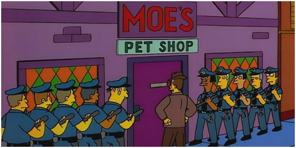 Os Simpsons: As 10 melhores reinvenções da taberna de Moe 2