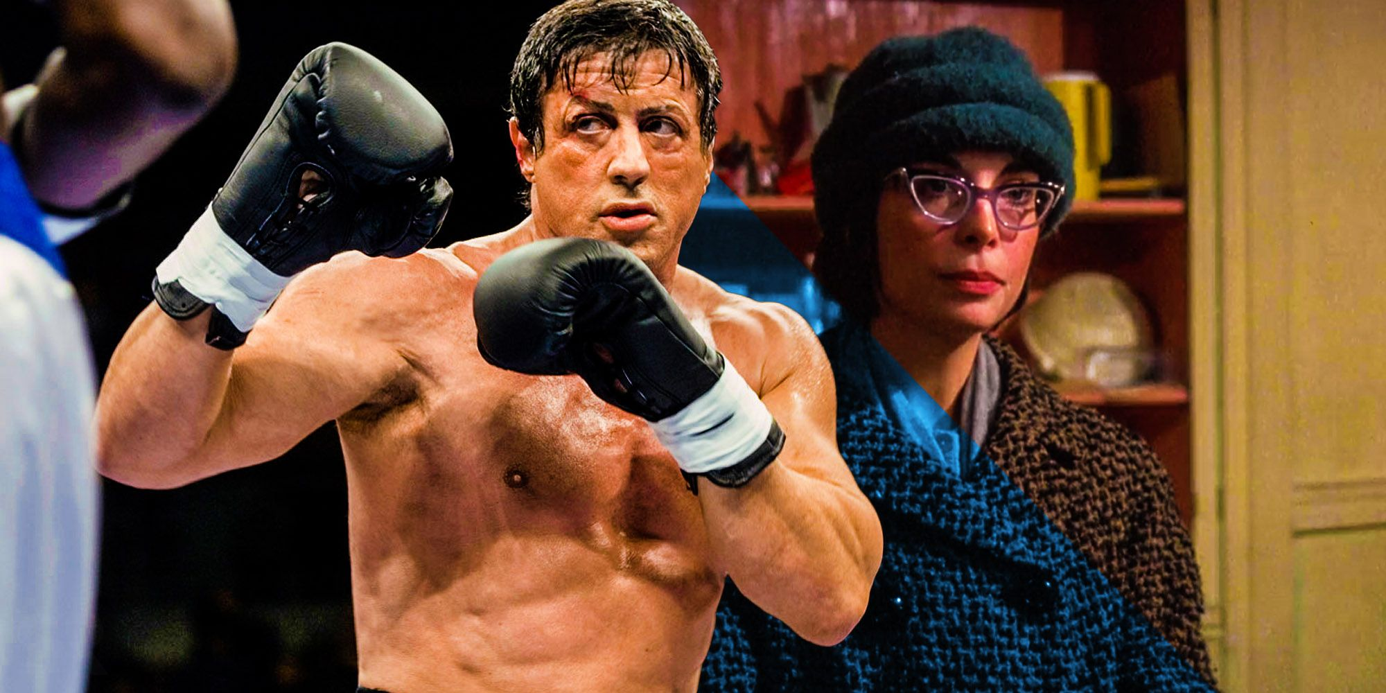 Adrian Planned Role In Rocky Balboa (& Why She Was Written Out)