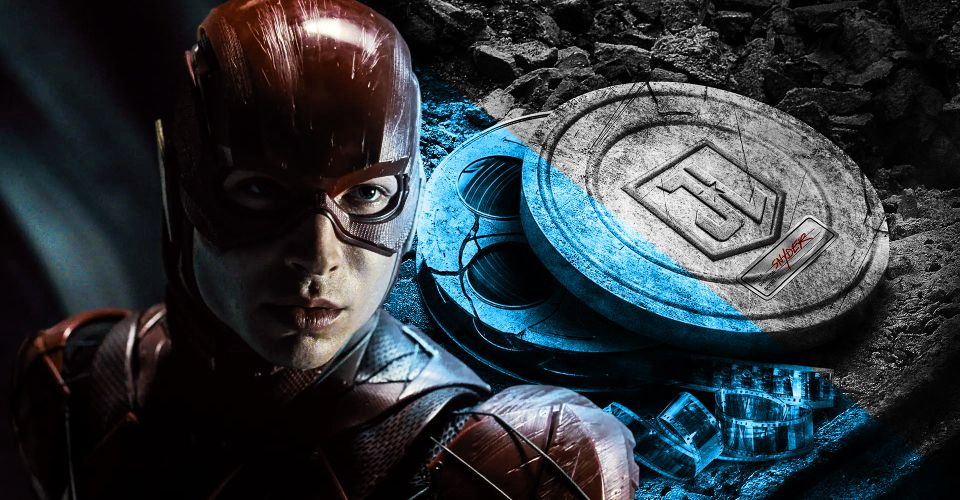 Snyder Cut; Supergirl; The Flash