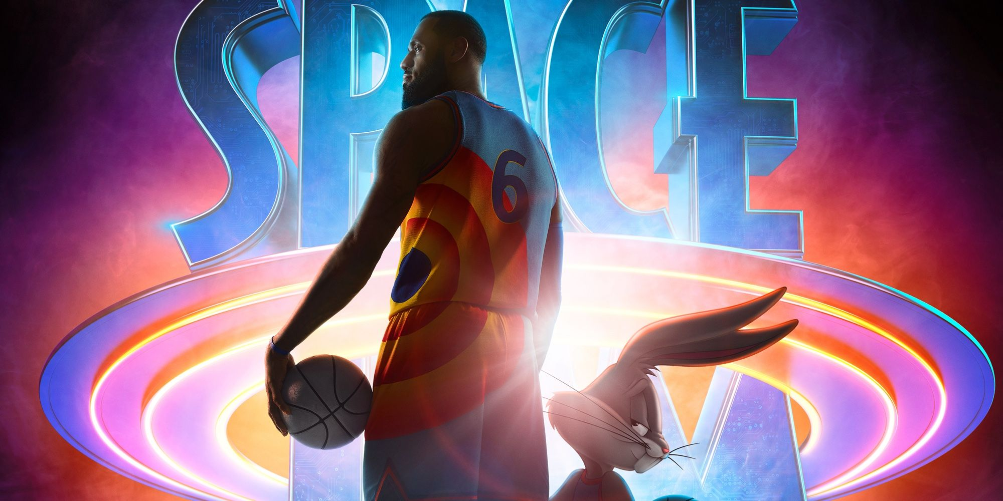Space Jam 2 Poster Teases LeBron James' Toon Team Up With Bugs Bunny - Informone