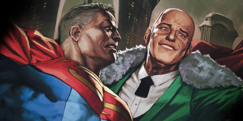 Superman vs. Imperious Lex