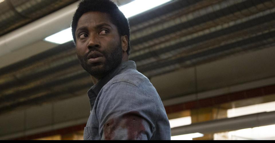 First Look At John David Washington In Netflix Thriller Movie Beckett