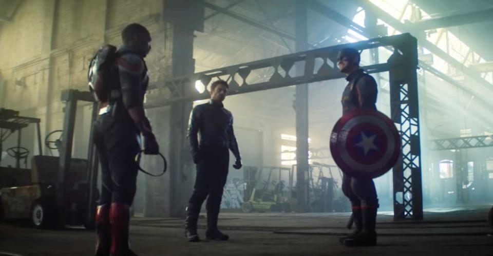 Falcon & Winter Soldier Confront Captain America In New Trailer