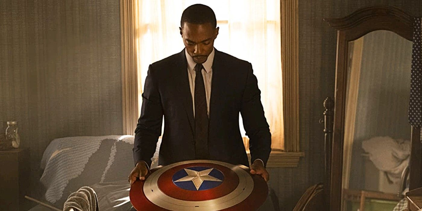 Falcon & Winter Soldier Director On Why Sam Finally Took Cap's Shield