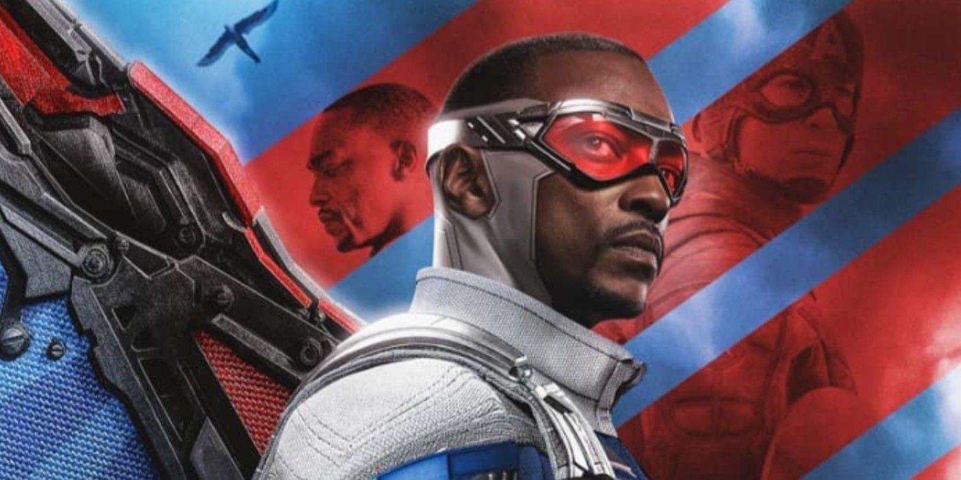 Falcon & Winter Soldier Teaser Reveals Sam's Captain America Costume