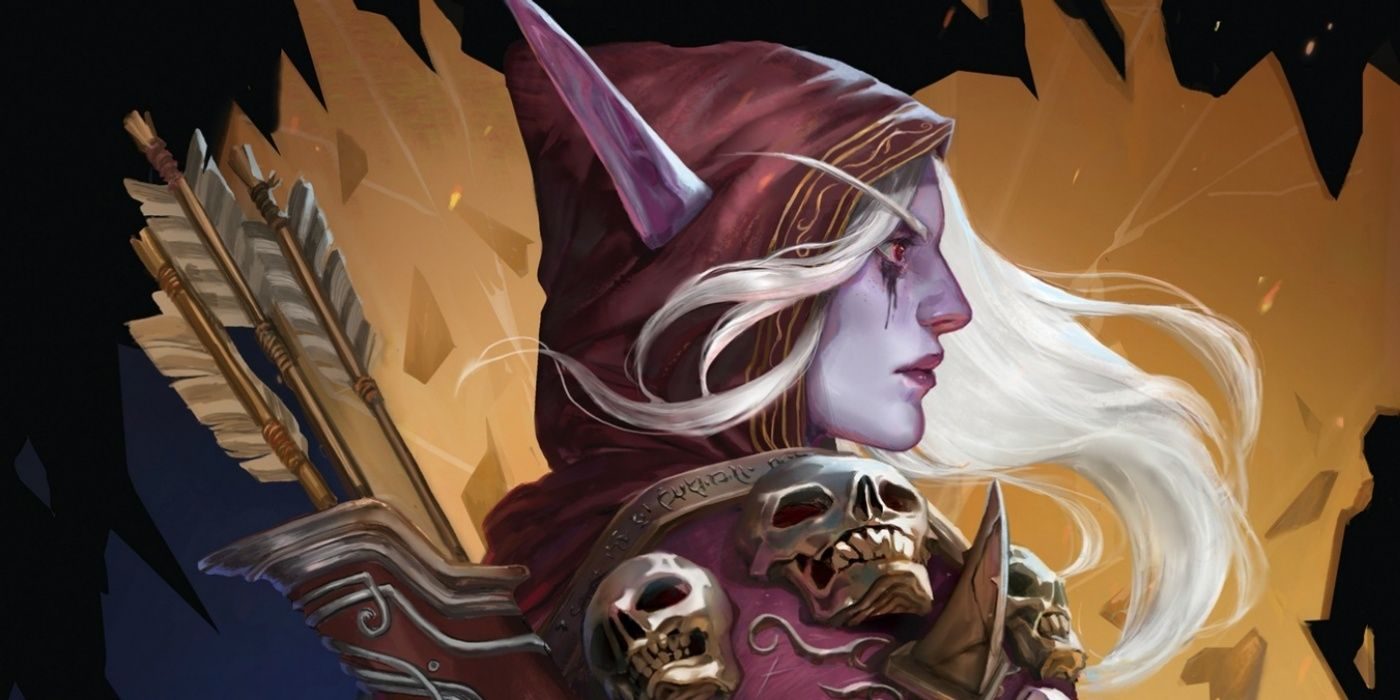 Warcraft's Legendary Sylvanas' Story Will Be Explored In New Book